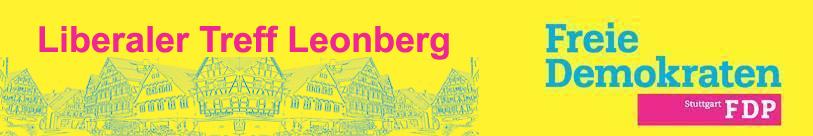 Liberaler Treff – FDP Leonberg – Februar 2020