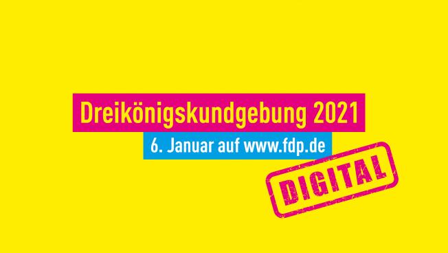 Dreikönigstreffen 2021: Es geht uns alle an